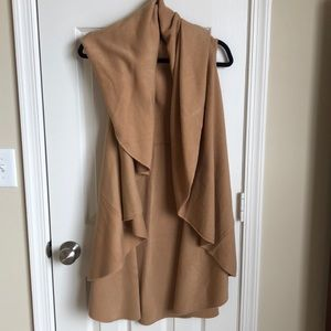 Vici Collection Tan Cardigan